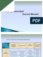 Mendel-Poder y Autoridad