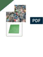 El mundo está superpoblado de botellas plásticas
