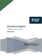 LITERATURA  INGLESA