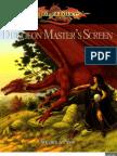 Dragon Lance - Dungeon Master s Screen