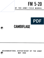 United States Army - Camouflage