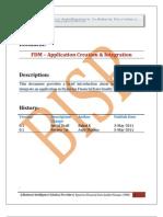 54710645 FDM Creating Application