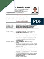 CV Jose Bambaren 20110208