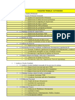 WBS - Diccionario - Sistema Control v0.2