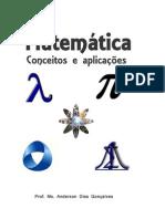Livro de Matemática Básica - Prof. Anderson Dias