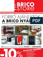 akciosujsag.hu - Brico Store, 2011.06.15-07.03