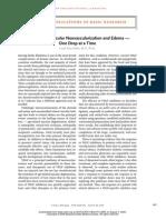 Neovascularization & Edema
