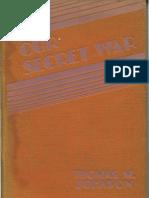 Thomas M. Johnson - Our Secret War