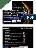 TM Forum Webinar