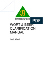 Wort and Beer Fining Manual