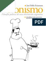 Feinmann, J P - Peronismo