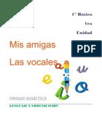 UNIDAD DIDÁCTICA LENGUAJE Y COMUNICACIÓN 1° AÑO COMPLETA