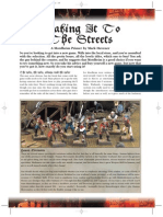 Mordheim Taking the Streets