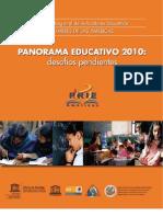 Indicadores Educativos en Las Americas 2010