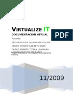 Documentacion Del Proyecto