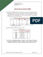 PIB Chile