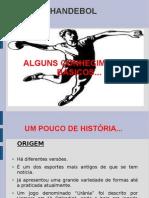 APRESENTAO HANDEBOL