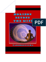 Wonder not Confusion – way of Life   an EXCERPT  from  Horizons Beyond Mind