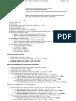 Cálculo de Quantidades de Materiais para Execução de uma Parede de Alvenaria