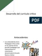 ANTECEDENTES TEORIA CRITICA 2011-1