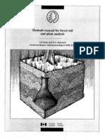 Kalra_maynard Methods for Forest Soil Analysis