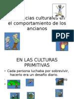 Diferencias Culturales en El Comport a Mien To de Los Ancianos