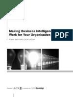 Making Business Intelligence Work