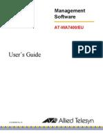At-WA7400 User Guide en RevB