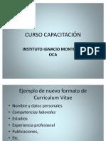 CURSO CAPACITACI+ôN IIMO Nuevo