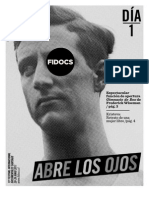 Diario de FIDOCS #1 - 20 Junio 2011