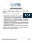 Isometric Plumbing Drawing Requirements