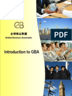 GBA Brouchure 2010 English Version