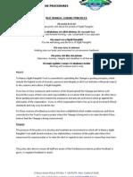 tmonrt feedback policy and procedures 2011