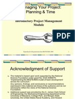 Slides Introductory Project Management Final