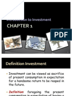 CHAPTER 1_Introduction to Investment