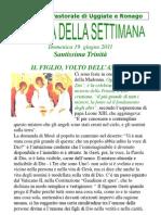 Agenda 19 Giugno 2011