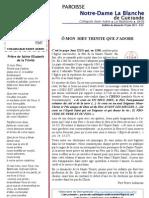 Bulletin NDLB 110619
