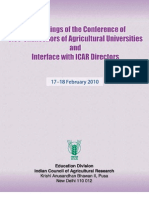 Proceedings of the VC and Dir Conference