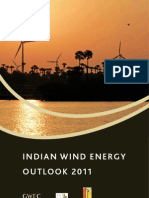 Indian Wind Energy Outlook 2011 (GWEC)