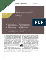 Ch5 Operating & Financial Lev