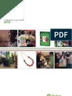 Rapport annuel 2010 - Oxfam-Magasins du monde