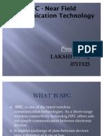 NFC - Near Field Communication Technology