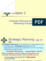 2. Strategic Planning and the Marketing Process