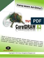 Tutorial CorelDRAW X3