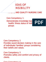 Competency Appraisal 1