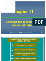 Ch_11_ConceptMeasurementofCostofCapital