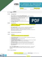 Jornada Innovación - 29 de junio de 2011 - Valencia