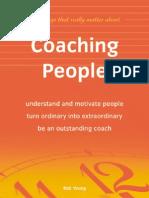 Coaching People