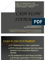 25 Cash Flow Statement