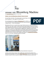 Inside the Bloomberg Machine by Greg MacSweeney March 23